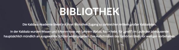 Zur Bibliothek
